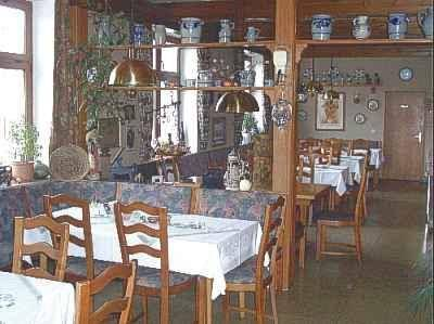 Restaurant - Pension Herrgottstal